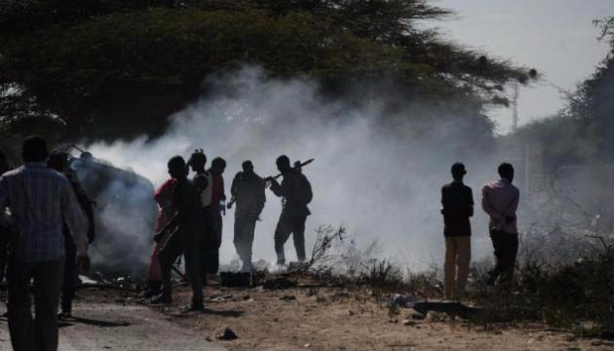 US strikes IS in Somalia