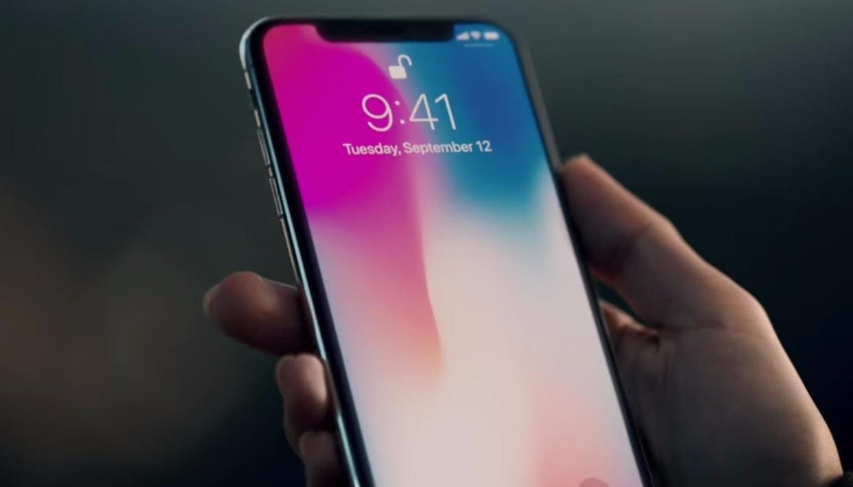 COST OF MAKING AN iPhone X