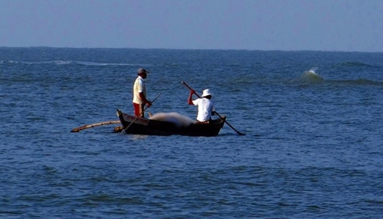 CYCLONE OCKHI: 80 FISHERMEN MISSING