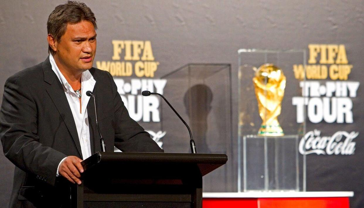 FORMER FIFA VP QUESTIONED