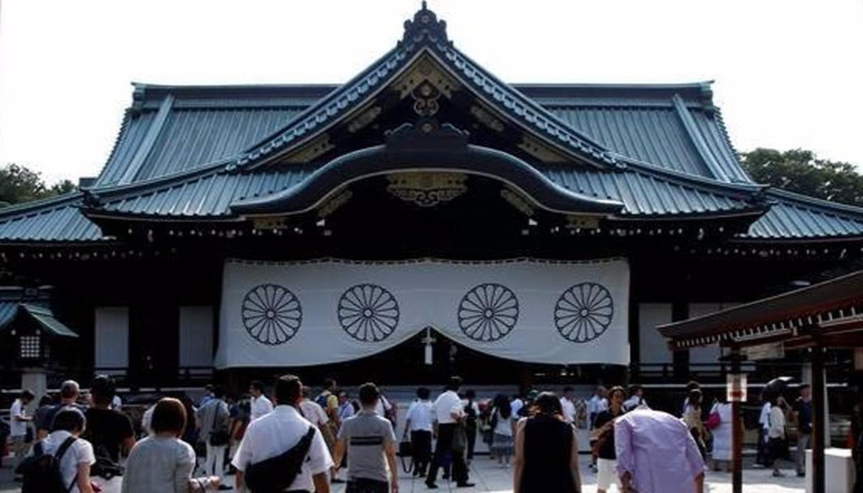 JAPAN MPs VISIT WAR SHRINE; ABE ABSTAINS