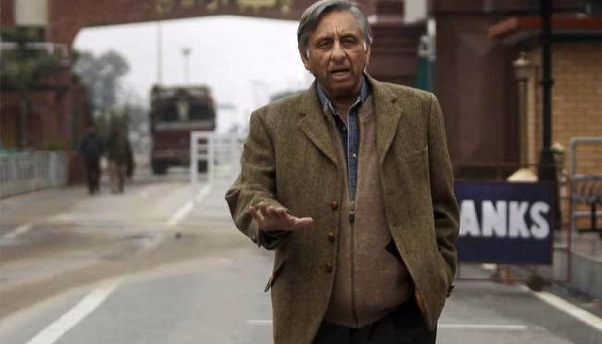 CONGRESS 'SUSPENDS' AIYAR