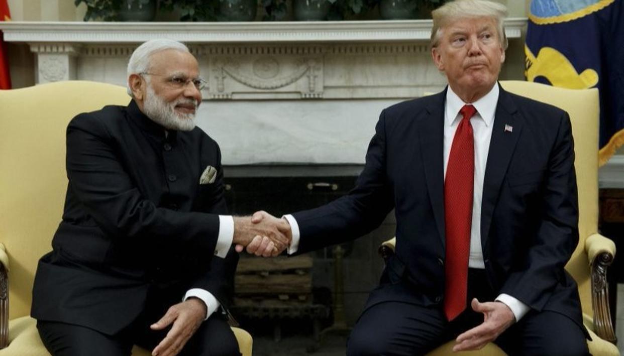INDIA MAKING US 'GREAT AGAIN'?