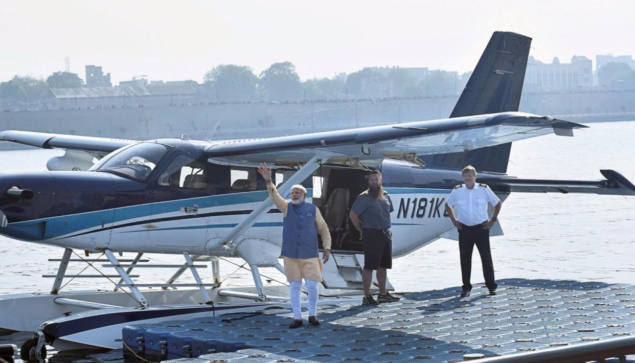 'FLYING PM WAS NORMAL'