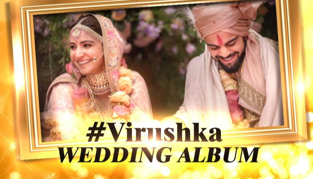 WATCH: #Virushka WEDDING ALBUM