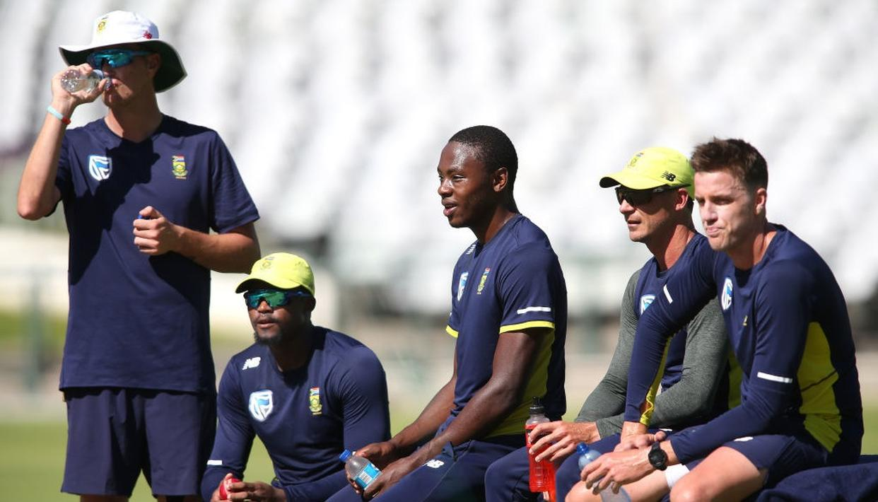 STEYN MISSES OUT?