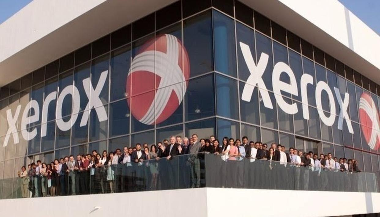 NEW MD FOR XEROX INDIA