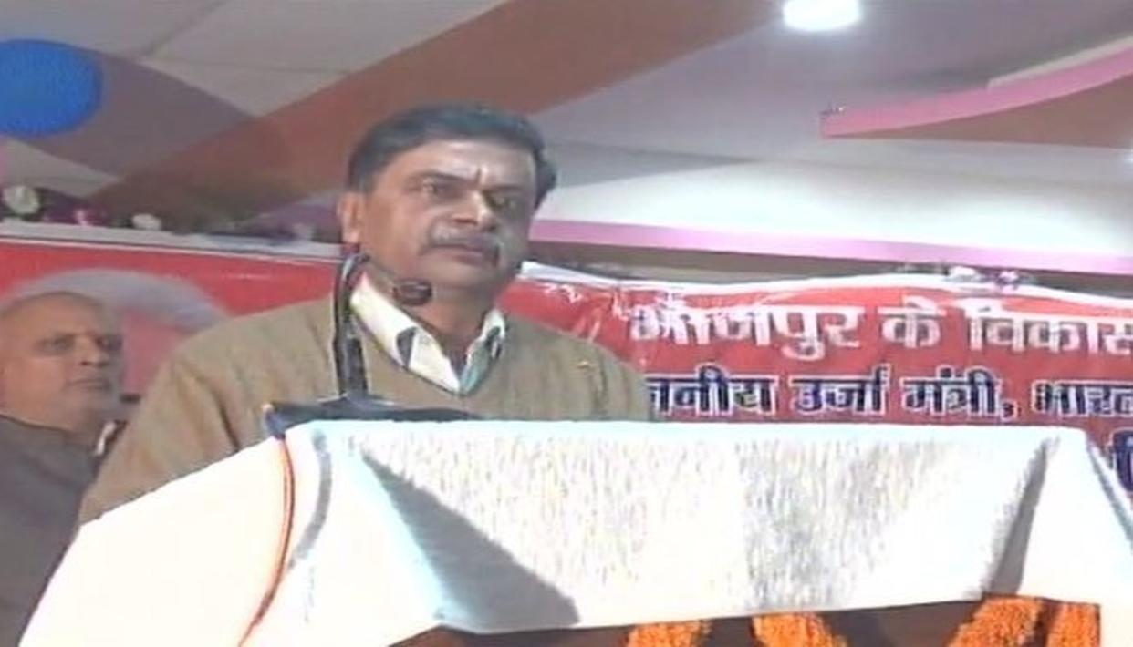 BJP के मंत्री आरके सिंह ने दिया विवादित बयान..
