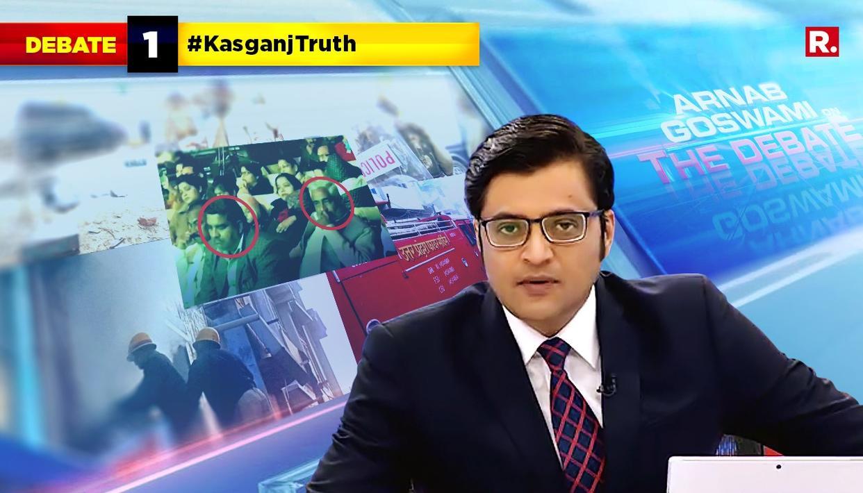 HIGHLIGHTS ON #KasganjTruth