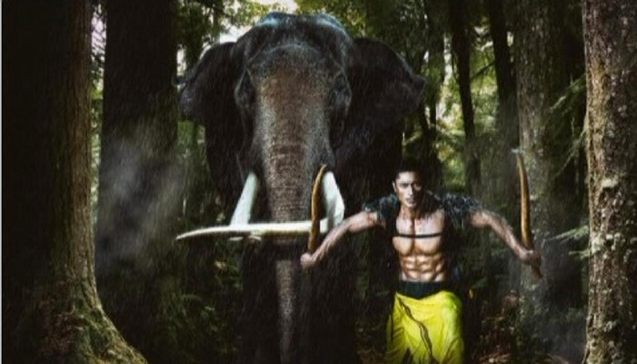 FIRST LOOK OF 'JUNGLEE'