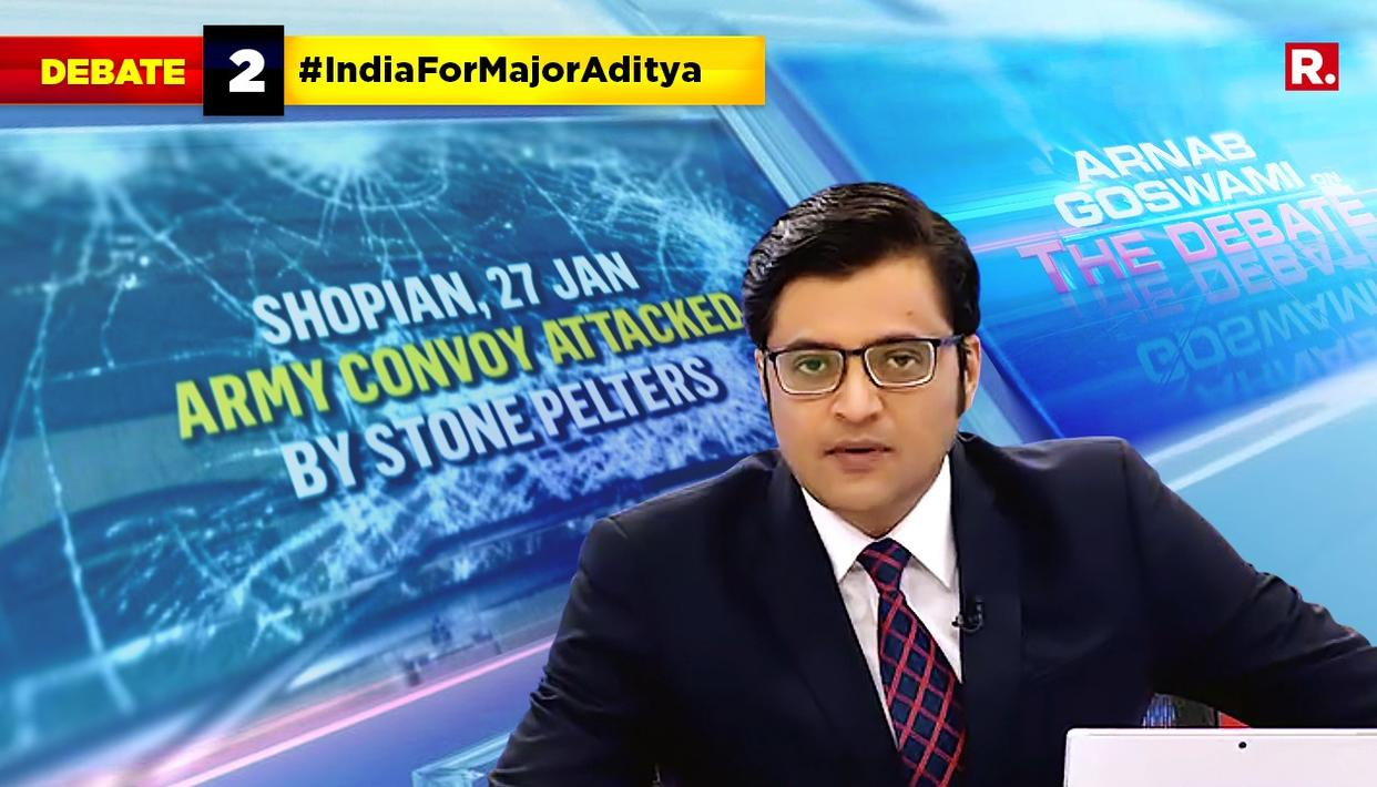HIGHLIGHTS ON #IndiaForMajorAditya