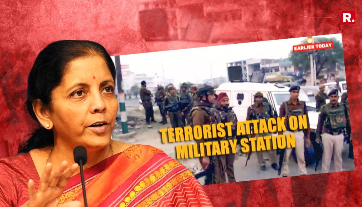 WATCH: 'PAK WILL PAY', SAYS DEF MIN