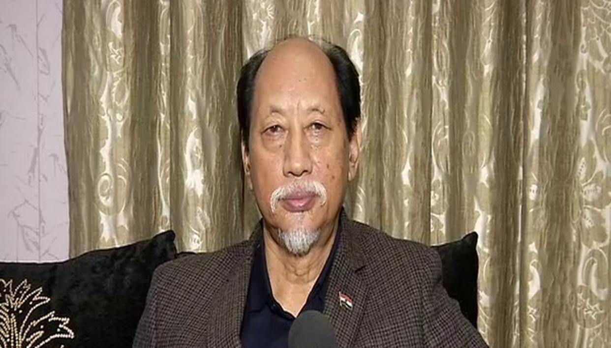 FORMER NAGALAND CM ELECTED UNOPPOSED