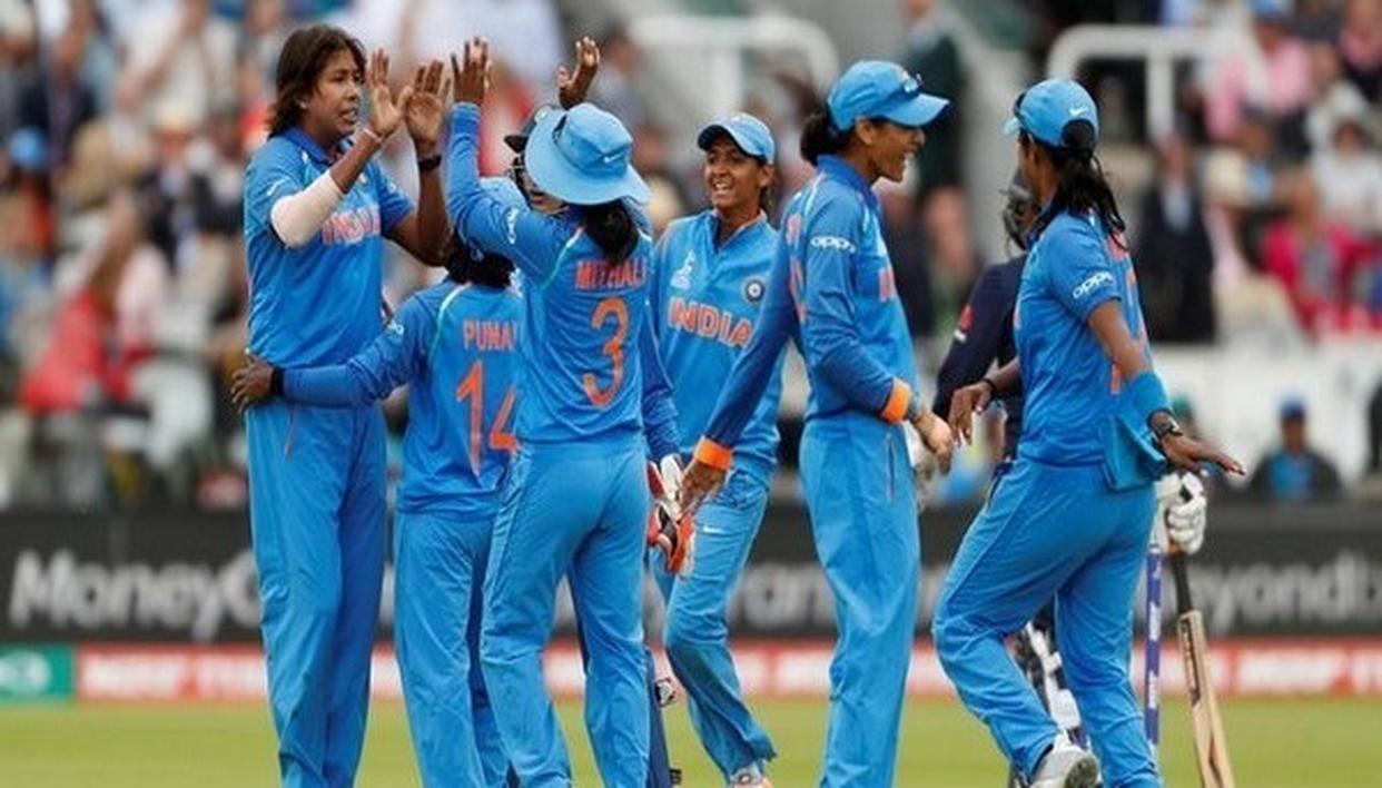 INDIA VS SA: INDIA WINS BY 7 RUNS