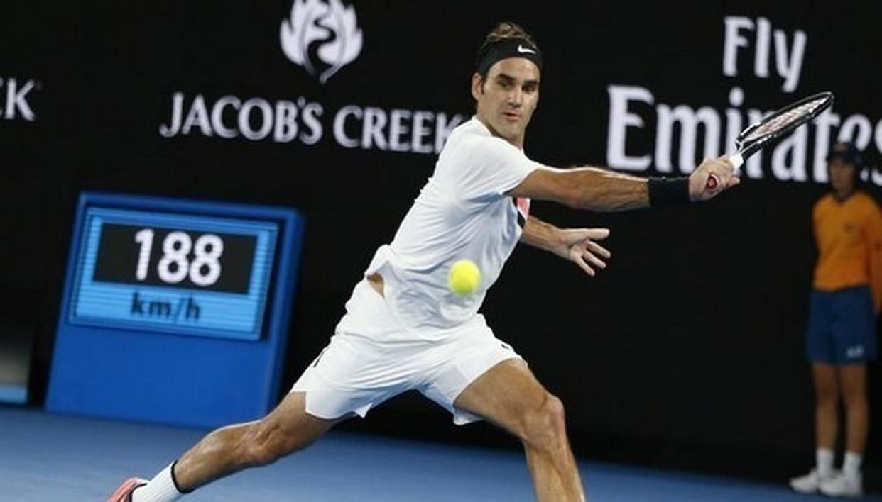FEDERER 1 WIN AWAY FROM NEW RECORD