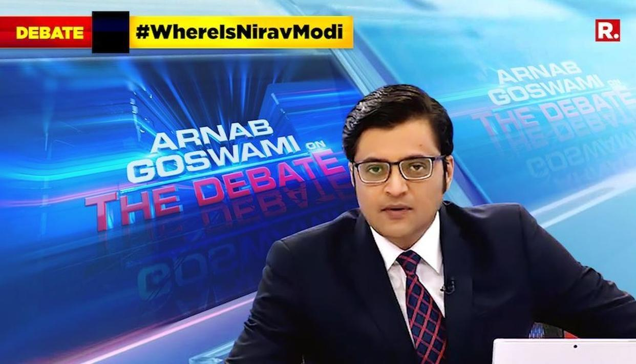 HIGHLIGHTS ON #WhereIsNiravModi