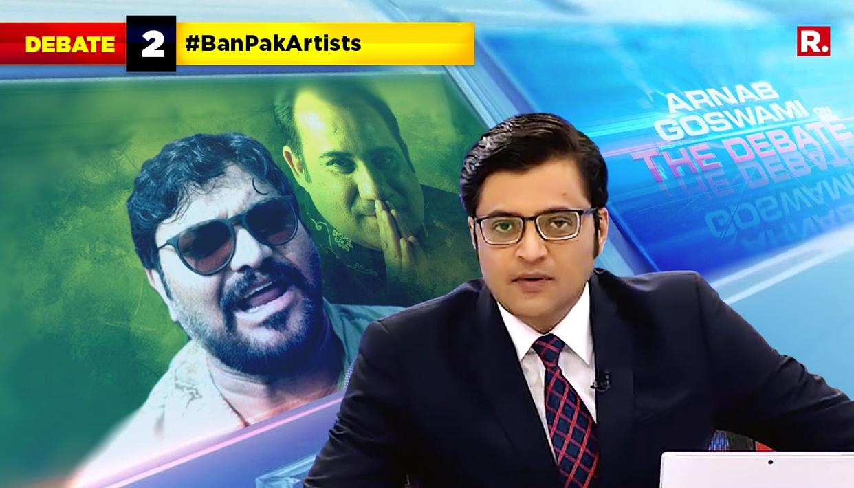 HIGHLIGHTS ON  #BanPakArtists