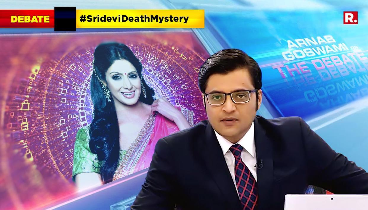HIGHLIGHTS ON #SrideviDeathMystery DAY 2