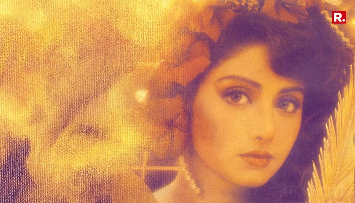 WHO WAS SRIDEVI'S 'LADDOO'?