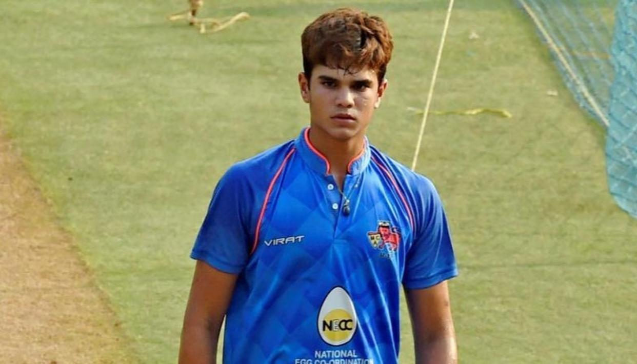 WHY DID ARJUN PULL OUT OF MUMBAI T20 LEAGUE?