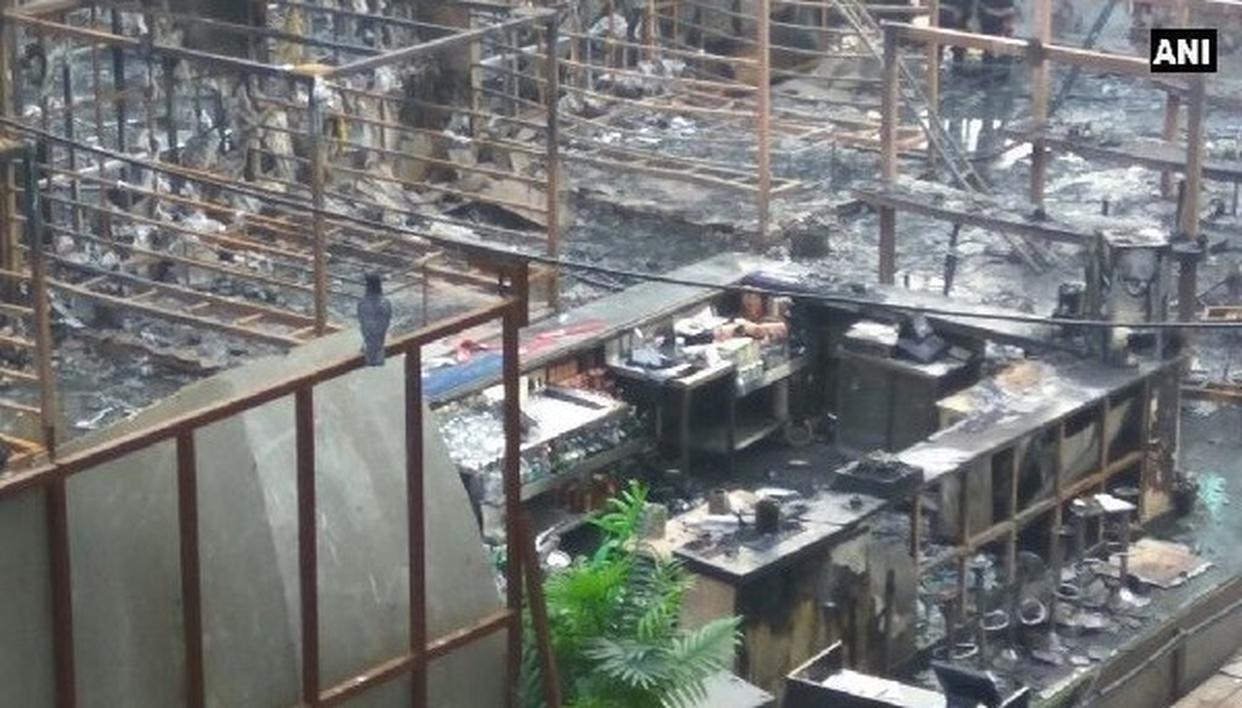 UPDATE: KAMALA MILLS FIRE TRAGEDY