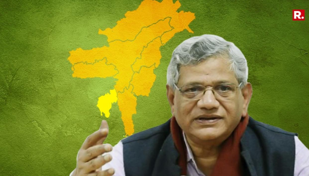 CPI(M) PINS TRIPURA ROUT ON 'MONEY & MUSCLE'