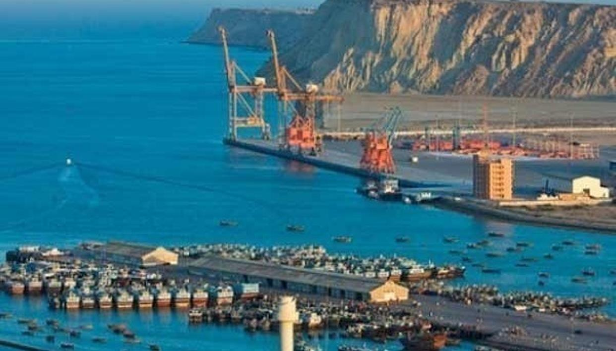 GLACIERS MELTING DUE TO CPEC PROJECT
