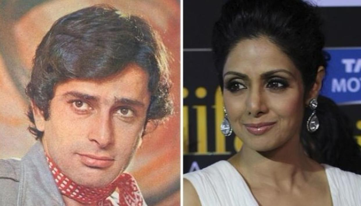 TWITTER EMOTIONAL AFTER SRIDEVI AND SHASHI REMEMBERED AT OSCARS