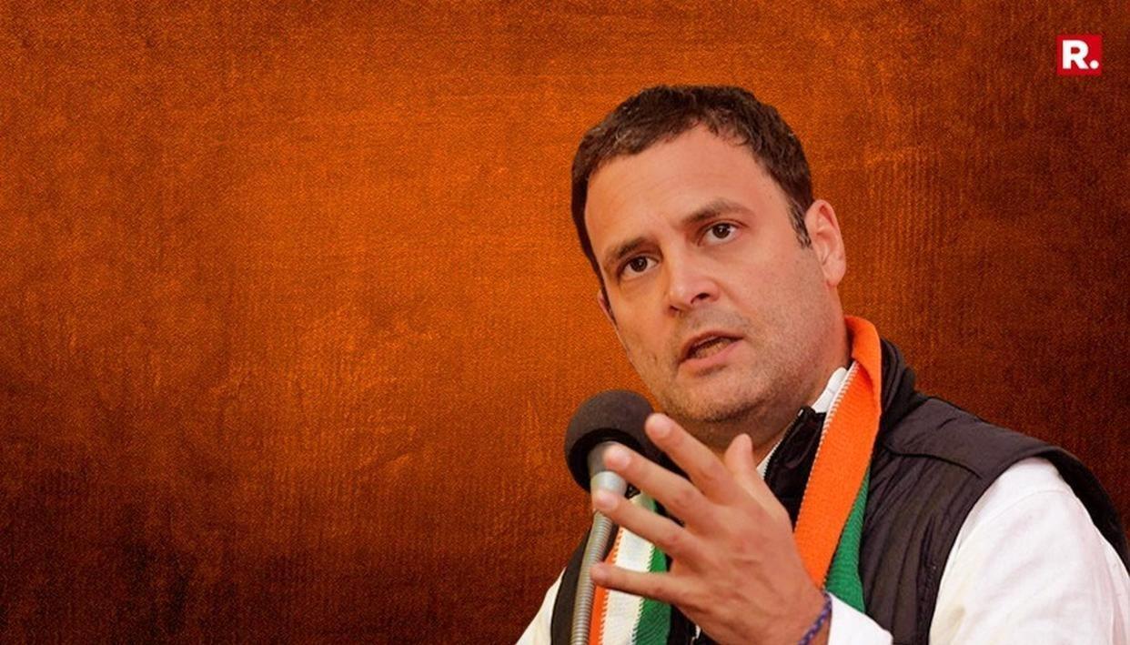 CONGRESS SEEKS TO HAULT BJP'S JUGGERNAUT