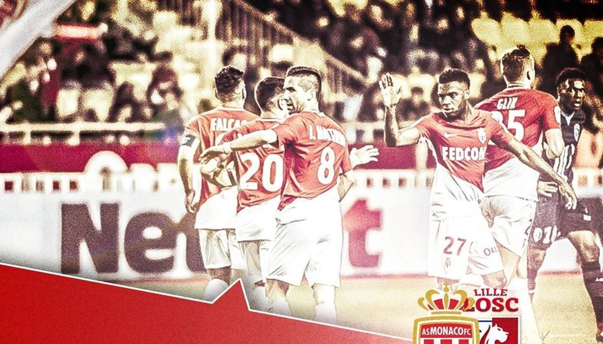 MONACO RALLY ON IN LIGUE 1