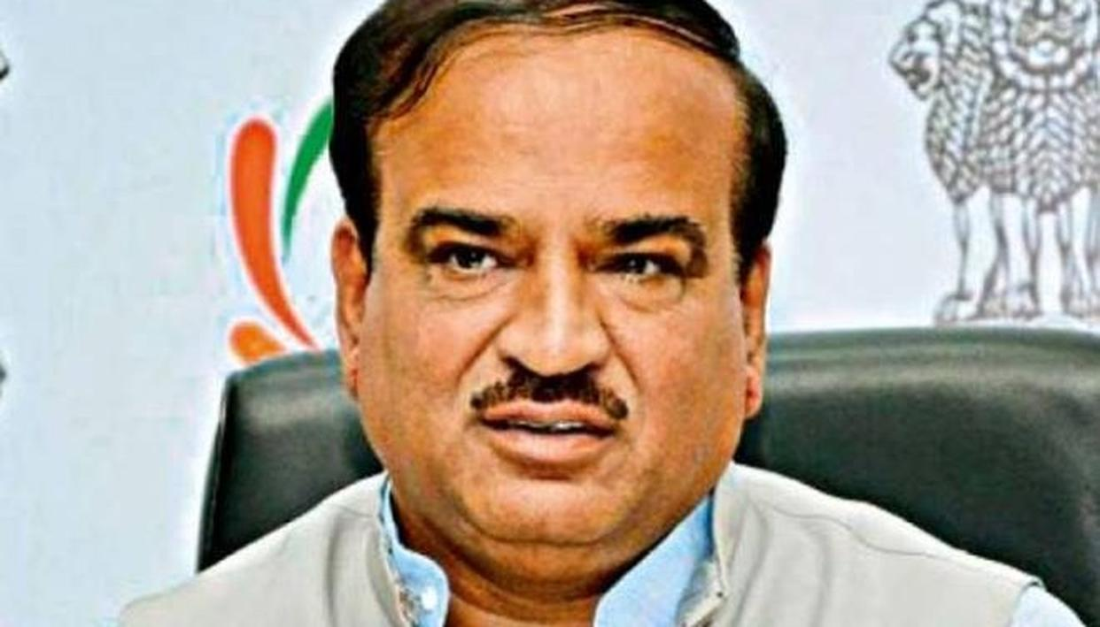'BJP READY TO FACE NO-CONFIDENCE MOTION'