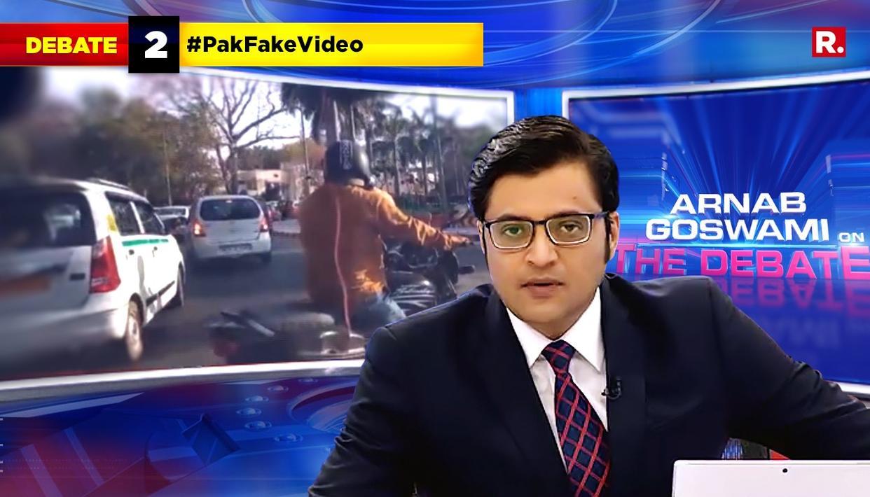 HIGHLIGHTS ON #PakFakeVideo