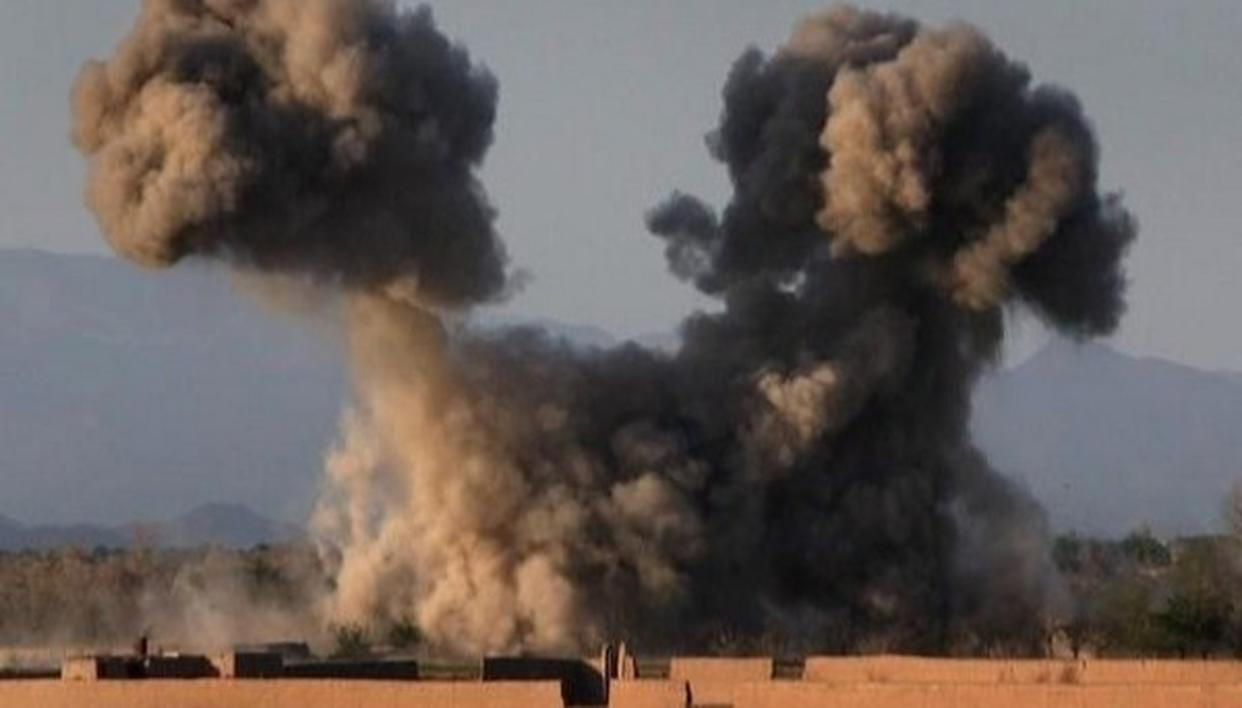 13 TALIBAN TERRORISTS KILLED