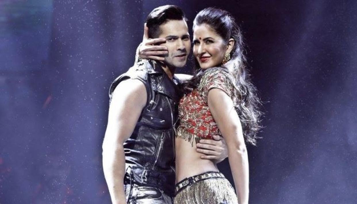 INDIA'S BIGGEST DANCE FILM IS HERE!