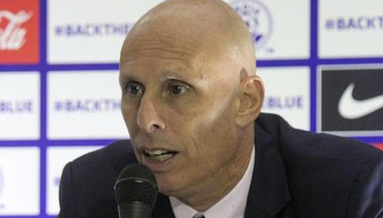 CONSTANTINE: INDIA WILL PLAY FOR WIN