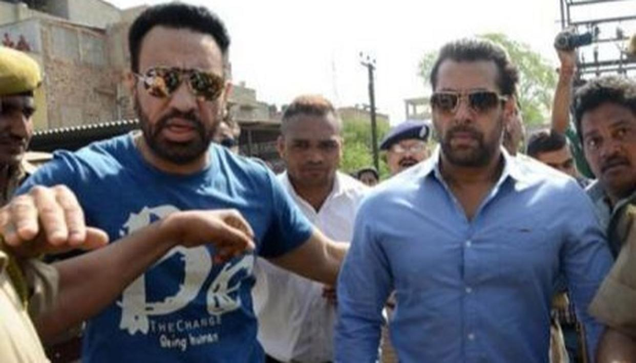 'I TREAT SALMAN'S FEMALE FANS WITH LOVE'