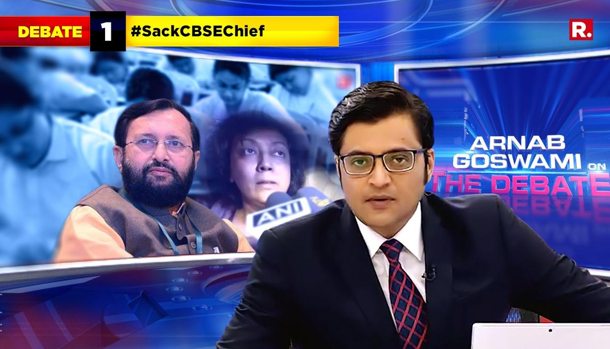 HIGHLIGHTS ON #SackCBSEChief