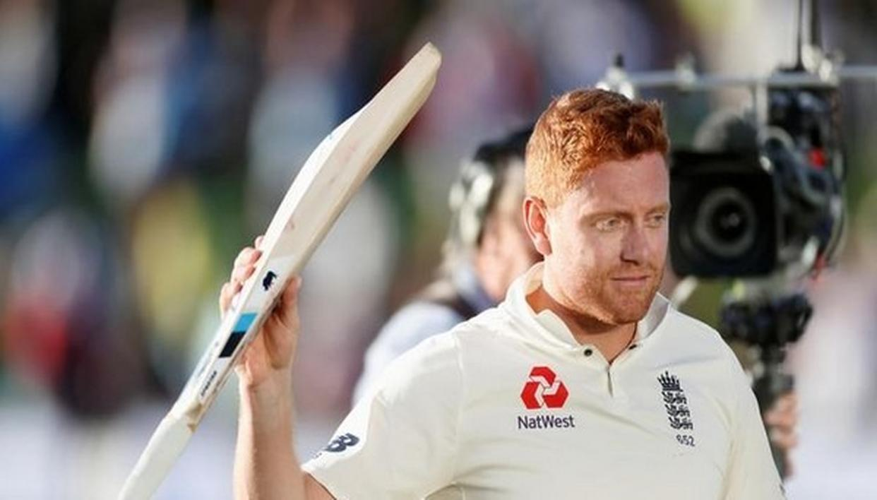 BAIRSTOW CONFIDENT OF ENGLAND WINNING