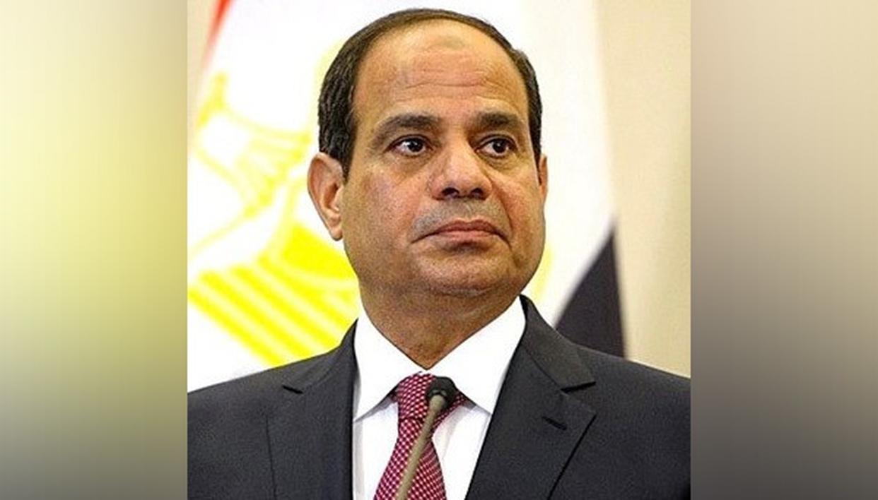 TRUMP, XI CONGRATULATE EGYPTIAN PREZ