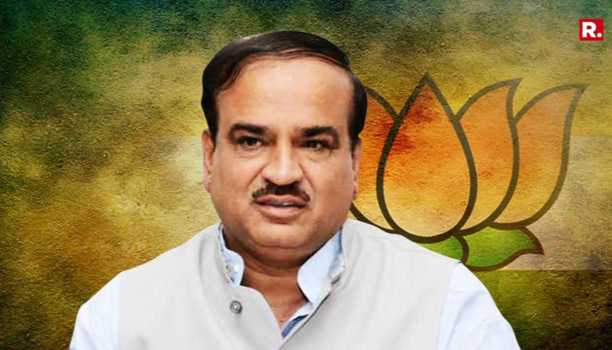 NOTICE AGAINST UNION MINISTER ANANTH KUMAR