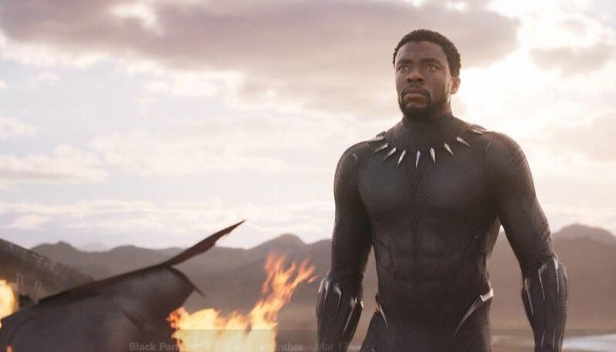 'BLACK PANTHER' BLOWS 'TITANIC' OUT OF WATER!
