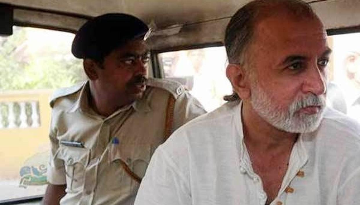 SC REFUSES TO STAY PROCEEDING PENDING AGAINST TEJPAL