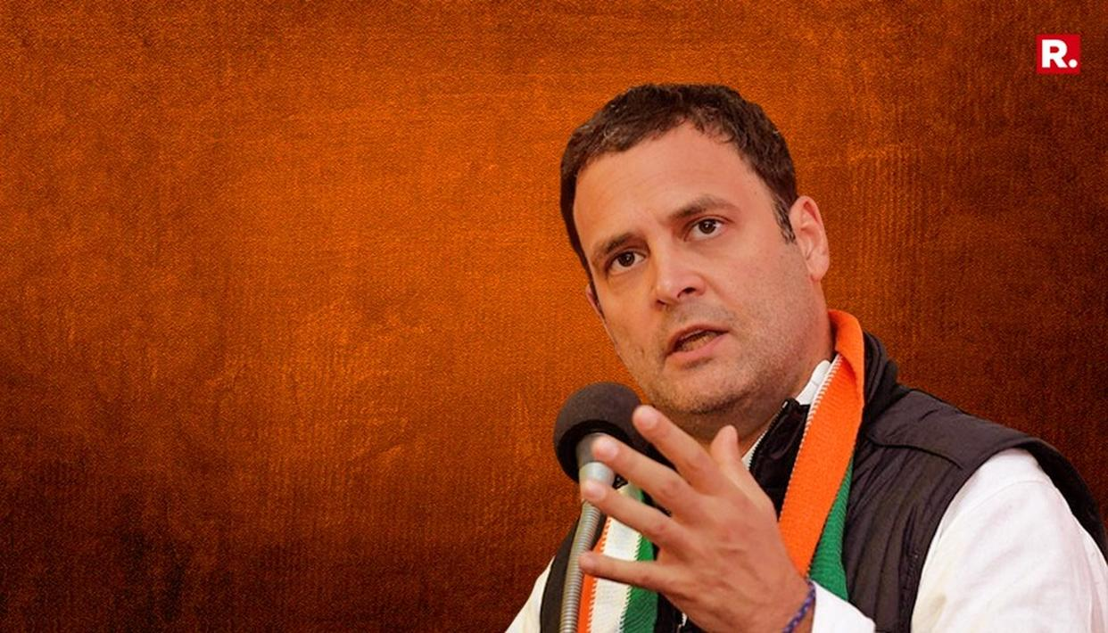 SENSATIONAL: BJP presents proof against Rahul Gandhi, claims he gave cover-fire to LeT - Republic World