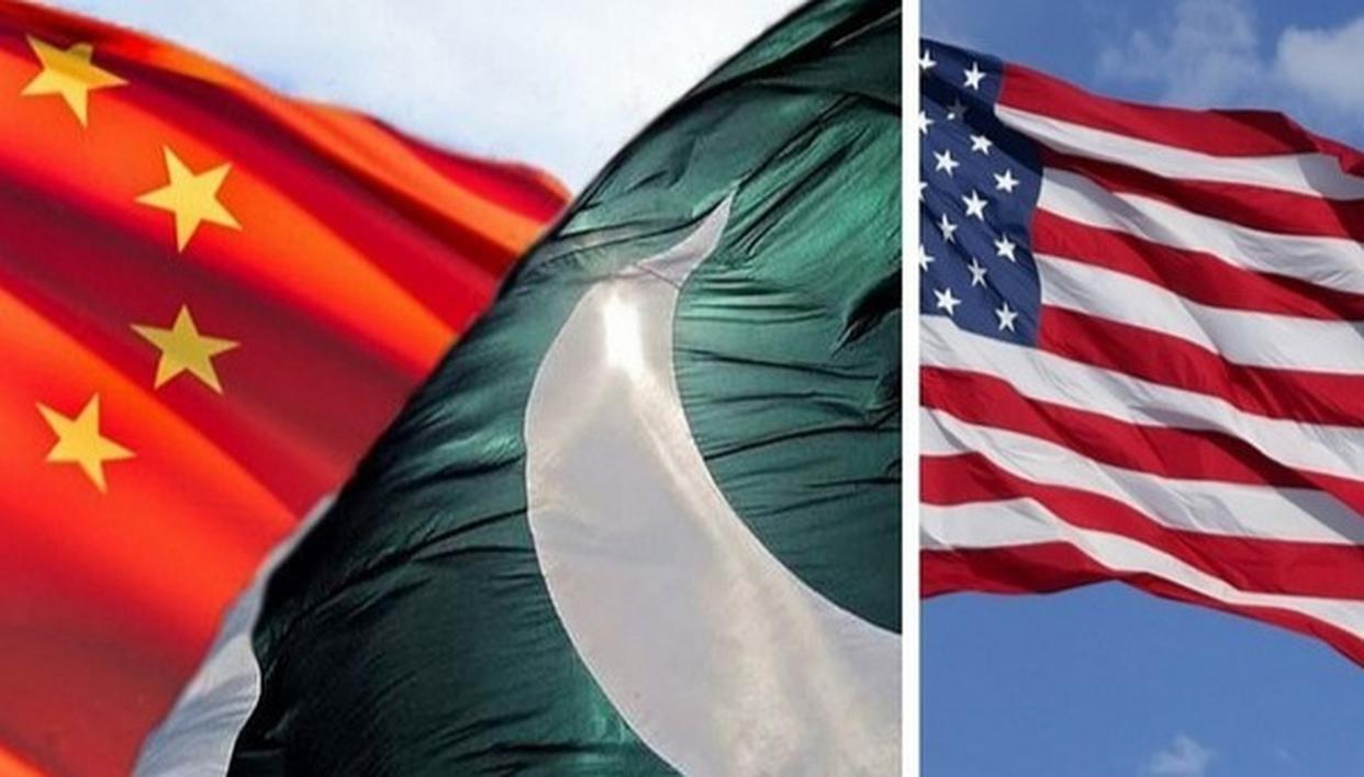 US-PAK FRICTION UNHEALTHY FOR CHINA