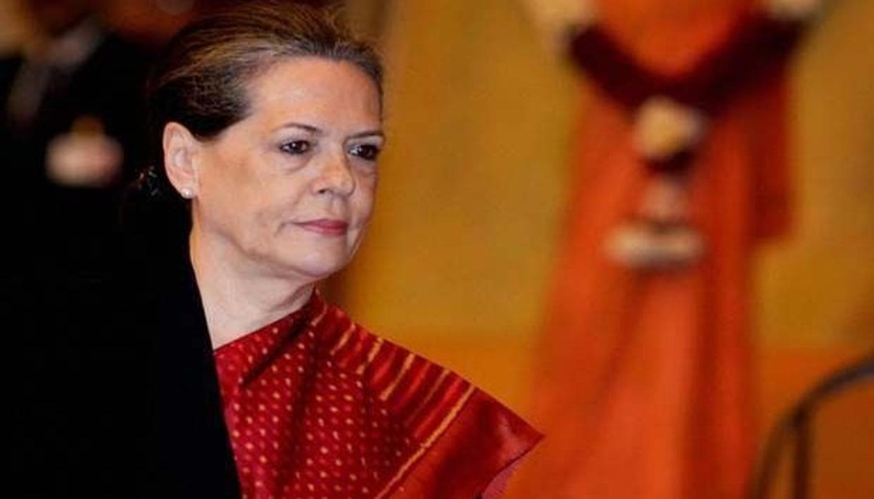 BJP सांसद ने सोनिया गांधी पर लगाया ईसाई मिशनरी के इशारे पर काम करने का आरोप