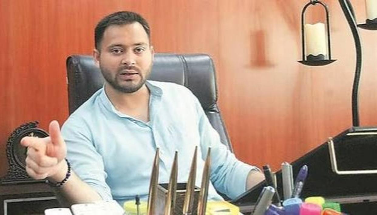 'Dismiss Nitish's government, come protest in Bengaluru', says Tejashwi Yadav after Governor invites Yeddyurappa to form Karnataka govt - Republic World