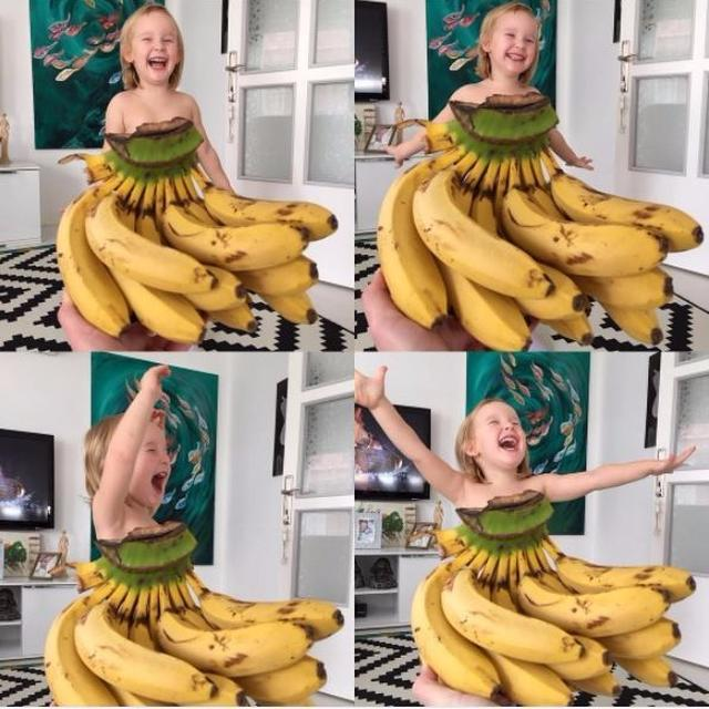 The internet is going 'bananas'