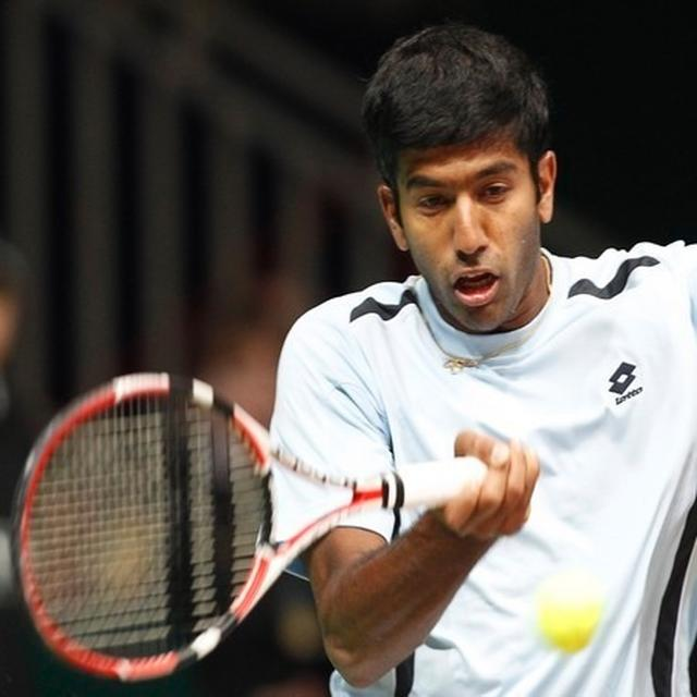 Indian challenge ends at Wimbledon