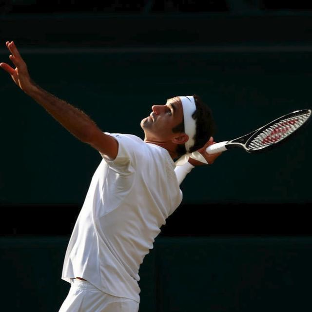 Wimbledon Men's SFs: Live Blog
