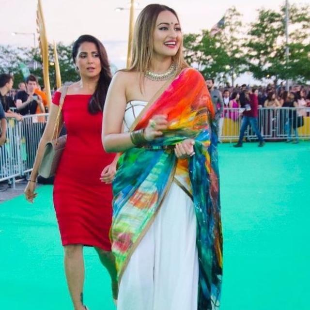Sonakshi Sinha gets fashion policed!
